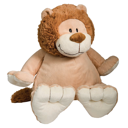 Embroider Buddy® Lion Embroidered Personalised Stuffed Toy from Jageto Embroidery in Braintree, Essex UK