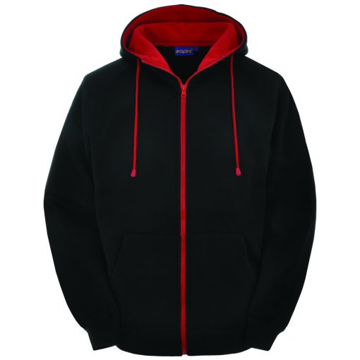 Embroidered Personalised Zipped Hoodies from Jageto Embroidery and Print in Braintree Essex UK
