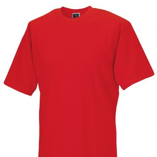 Bright Red Printed T-Shirts from Jageto Embroidery and Print in Braintree, Essex UK