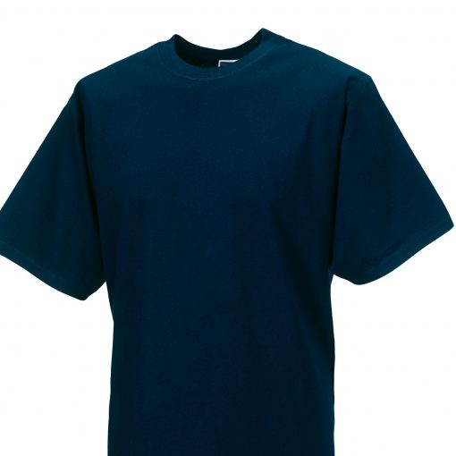 French Navy Blue Printed T-Shirts from Jageto Embroidery and Print in Braintree, Essex UK