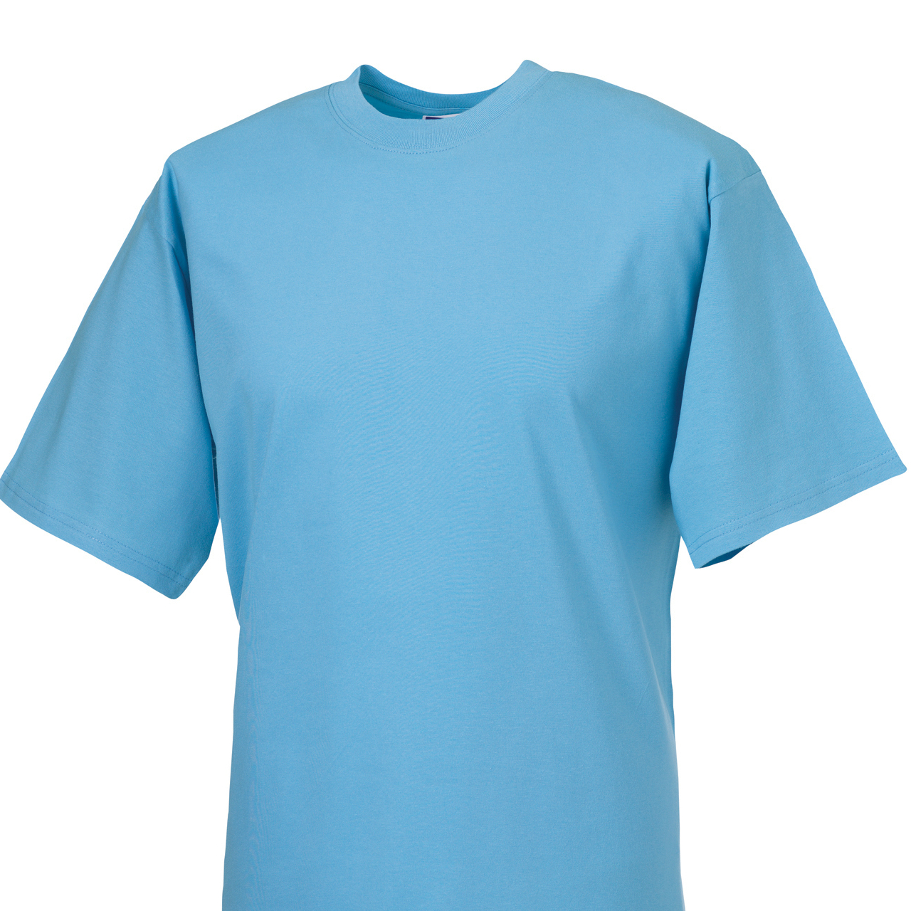 Sky Blue Printed T-Shirts from Jageto Embroidery and Print in Braintree, Essex UK