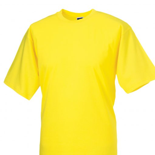 Yellow Printed T-Shirts from Jageto Embroidery and Print in Braintree, Essex UK