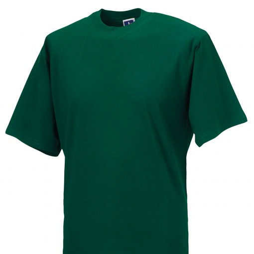 Bottle Green Printed T-Shirts from Jageto Embroidery and Print in Braintree, Essex UK