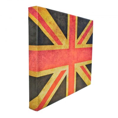 Canvas Prints - Your Photos and Images Printed onto Canvas - Union Flag Example