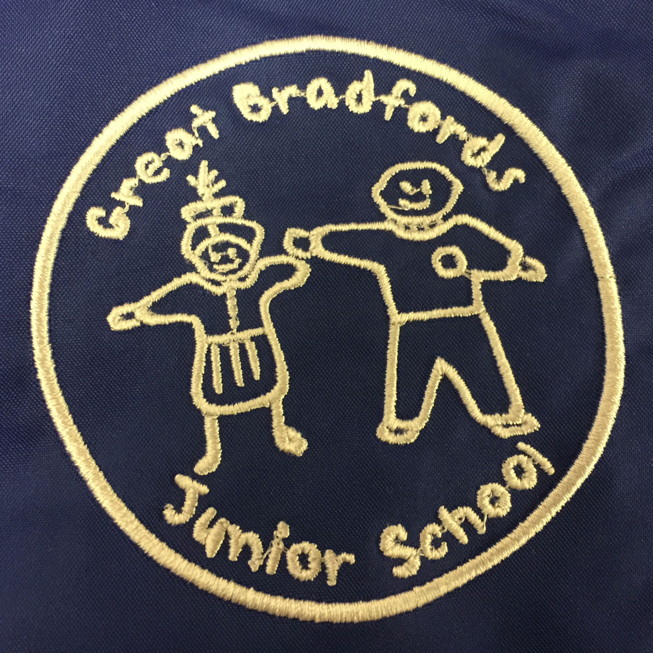 Embroidered Schoolwear by Jageto Embroidery and Print in Braintree, Essex in the UK