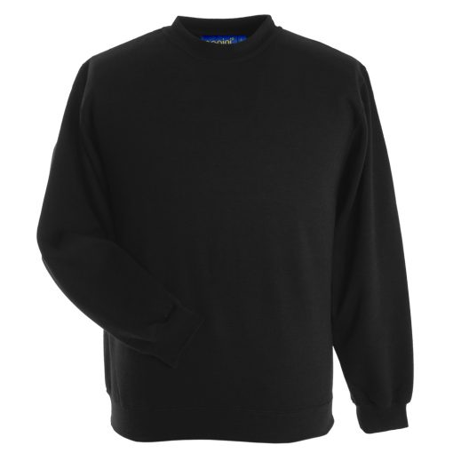 Embroidered Sweatshirts - Black from Jageto Embroidery and Print in Braintree Essex in the UK