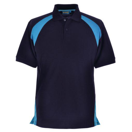 Elite Embroidered Polo Shirts - Ancona