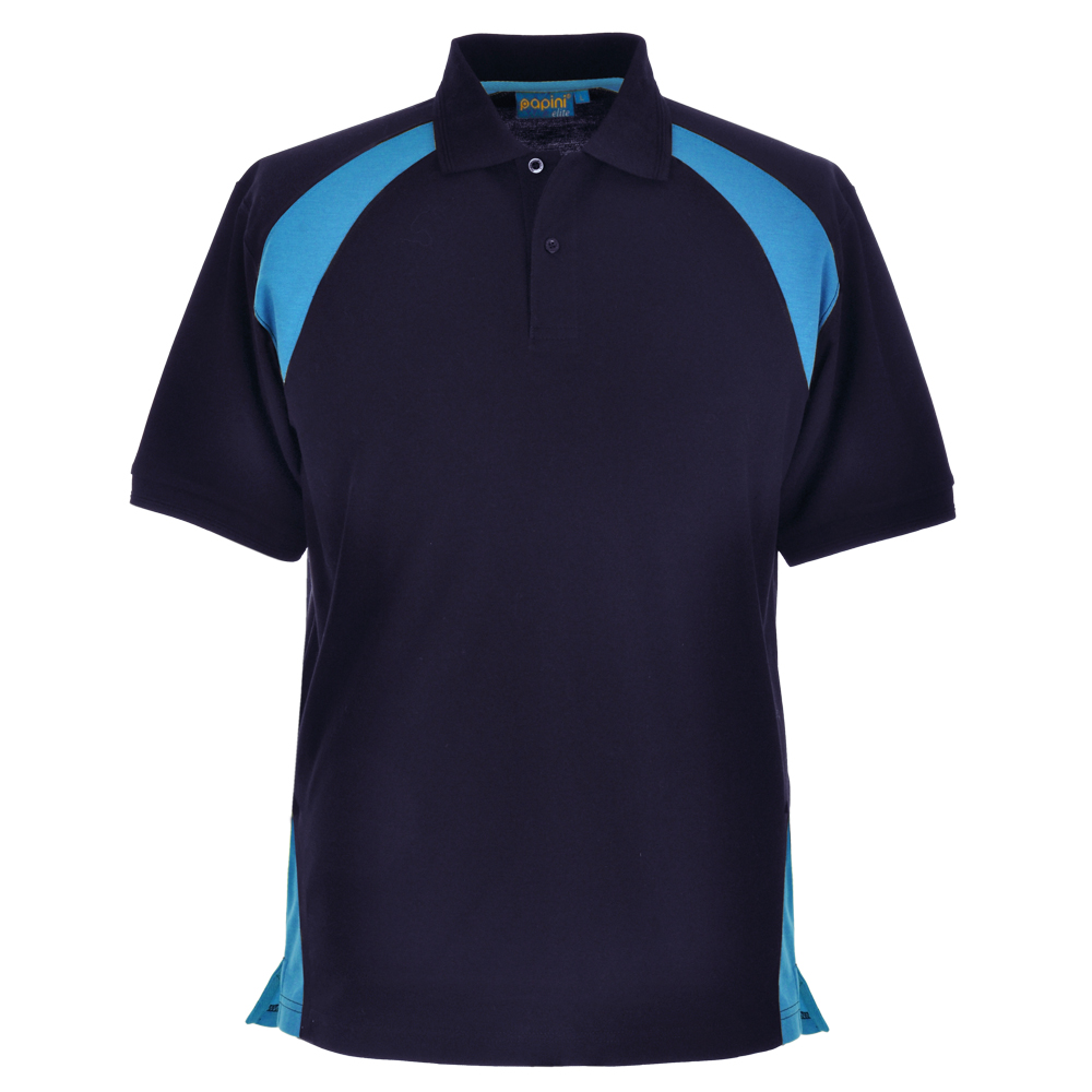 Elite Embroidered Polo Shirts - Ancona