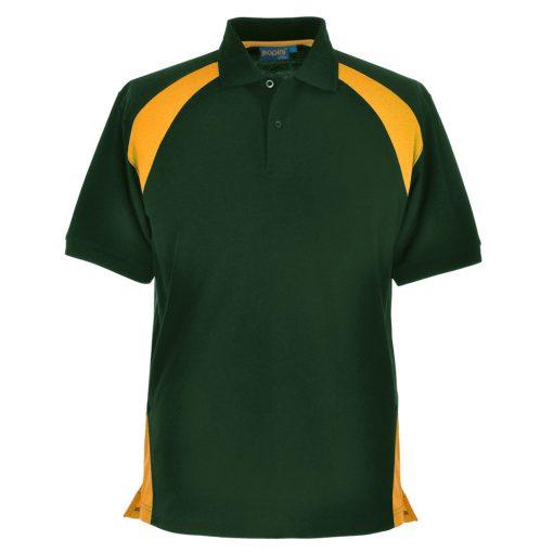 Elite Embroidered Polo Shirts - Asti