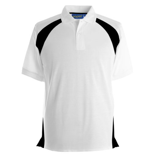 Elite Embroidered Polo Shirts - Barletta