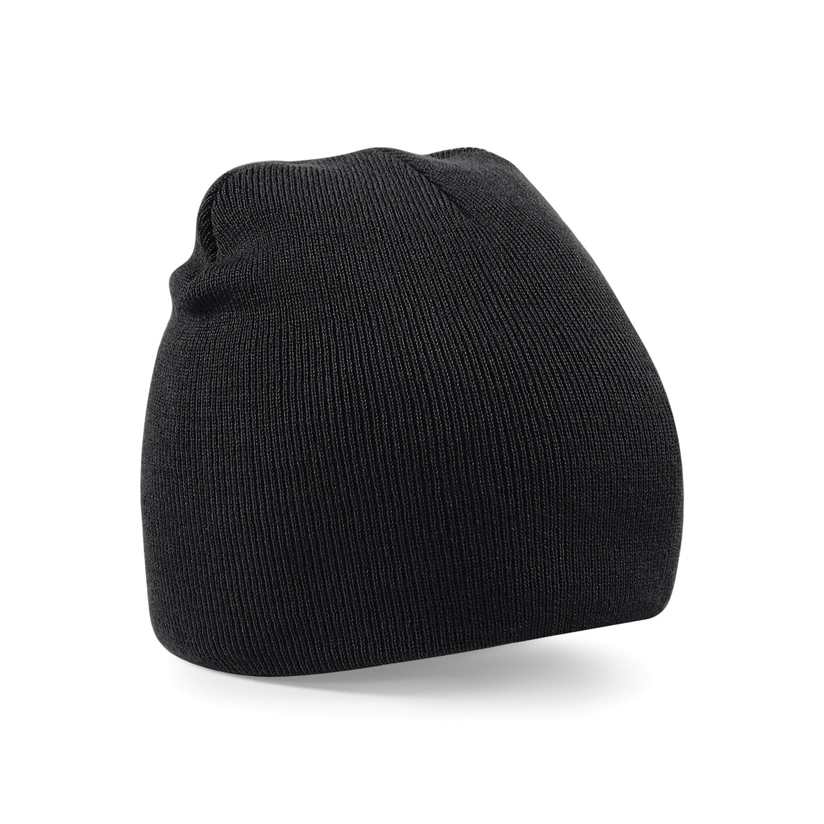 Black Embroidered Personalised Beanies from Jageto Embroidery and Print in Essex, UK