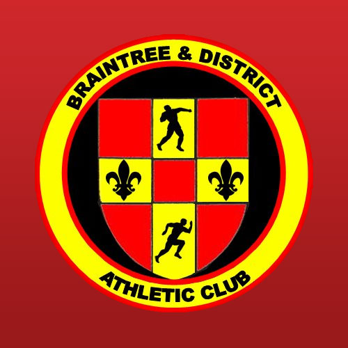 Braintree and District Athletics Club Logo