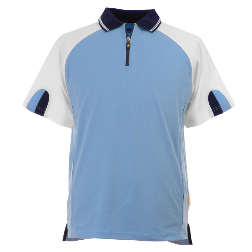 Embroidered Capri Elite Dri Polo Shirt