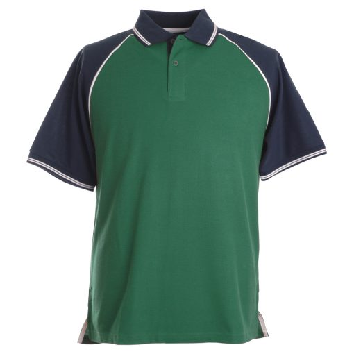 Elite Embroidered Polo Shirts - Como