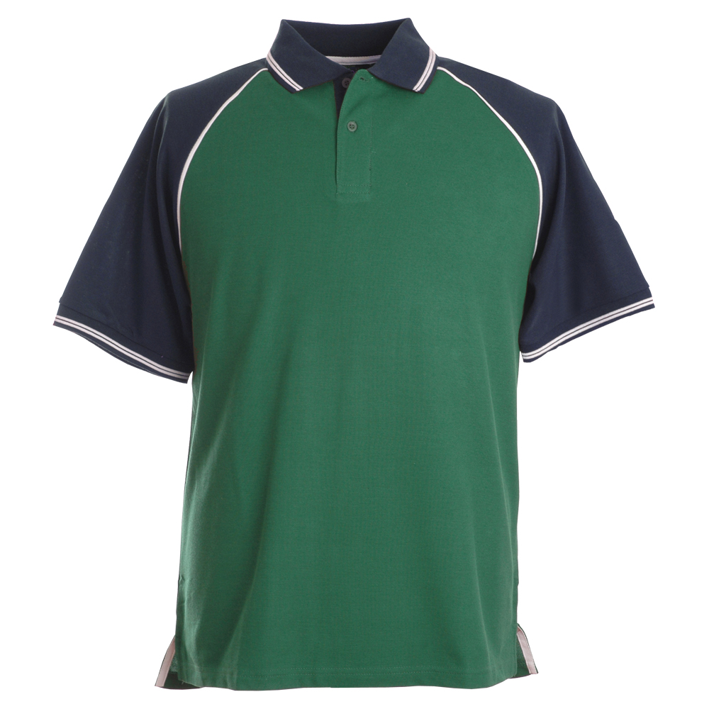 Elite Embroidered Polo Shirts - Como