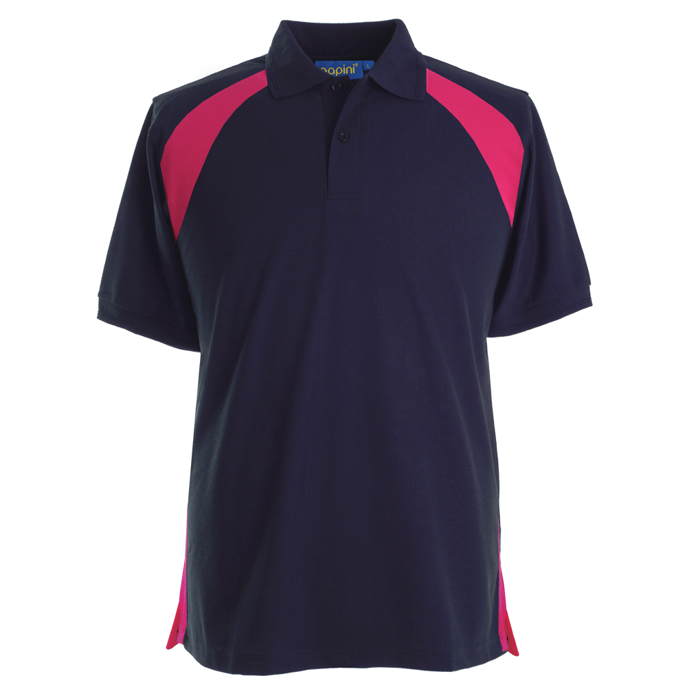 Elite Embroidered Polo Shirts - Enna