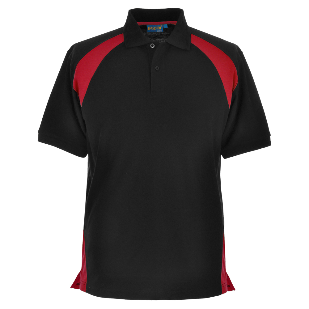 Elite Embroidered Polo Shirts - Ferrara