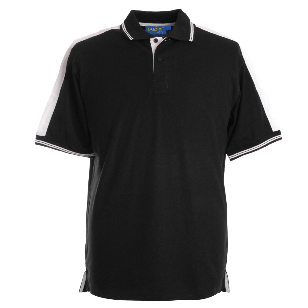 Elite Embroidered Polo Shirts - Firenze