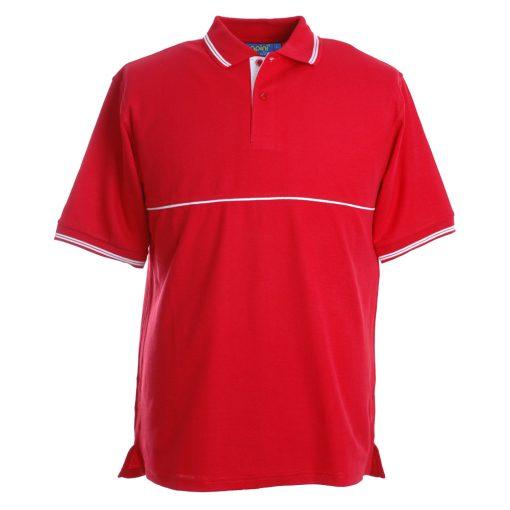 Elite Embroidered Polo Shirts - Genoa