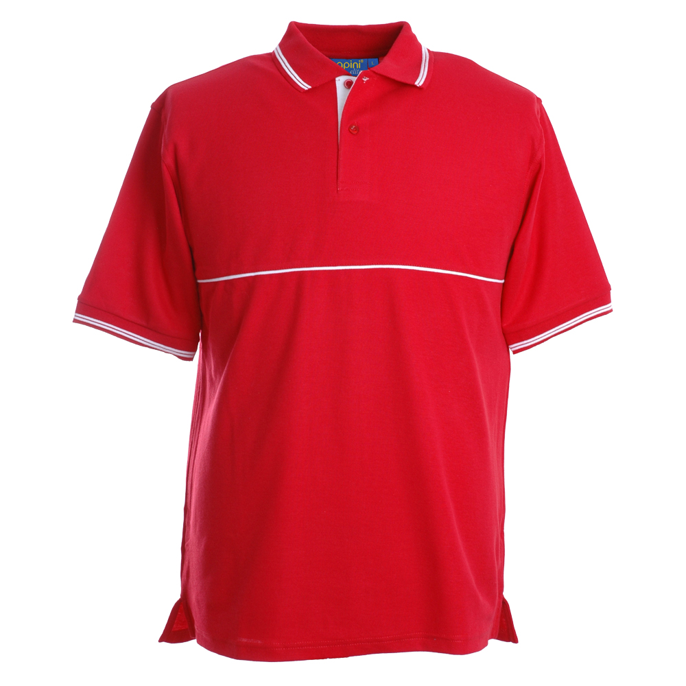 Elite Embroidered Polo Shirts - Genoa