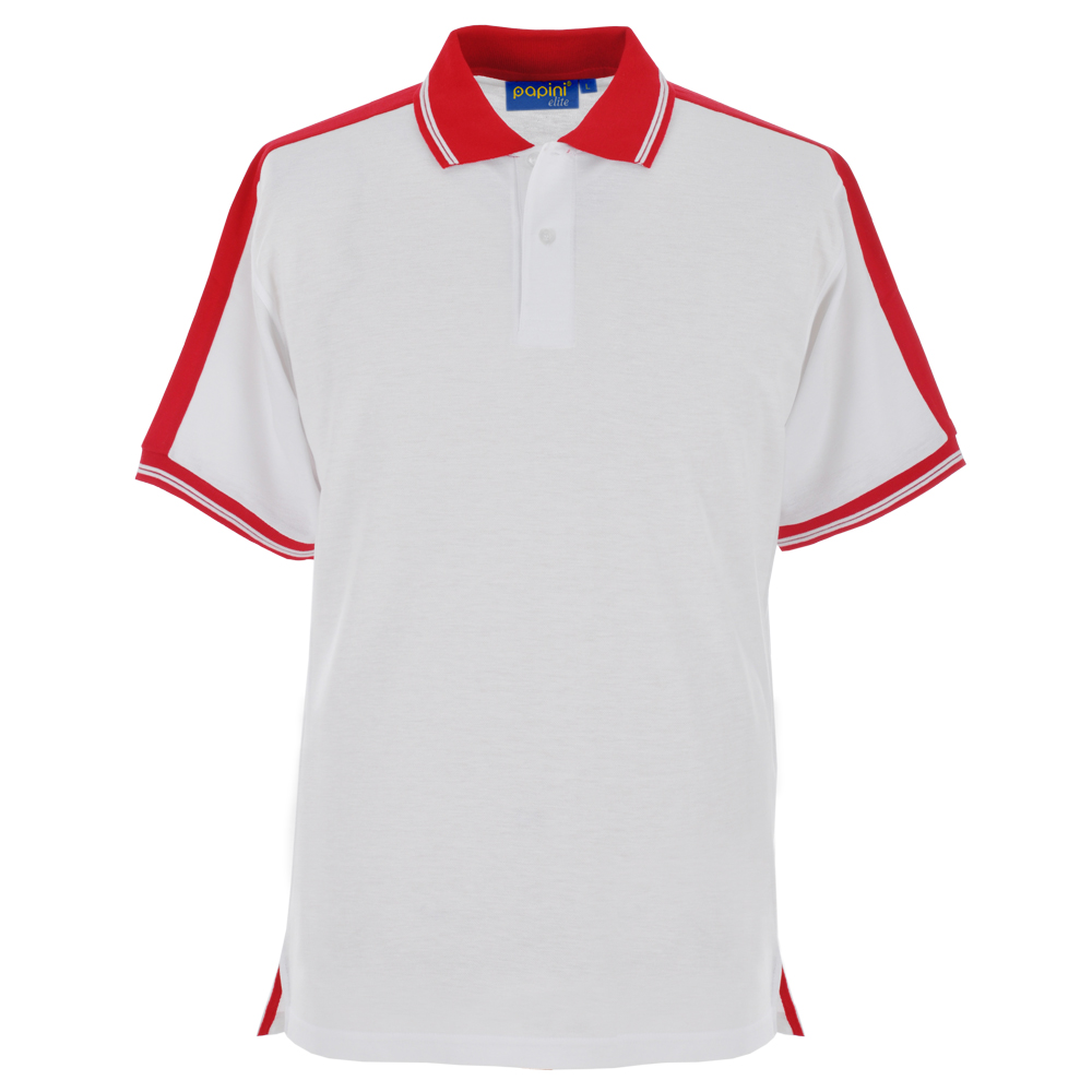 Elite Embroidered Polo Shirts - Jesolo