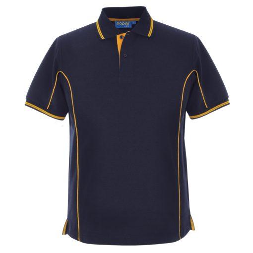 Elite Embroidered Polo Shirts - Latina