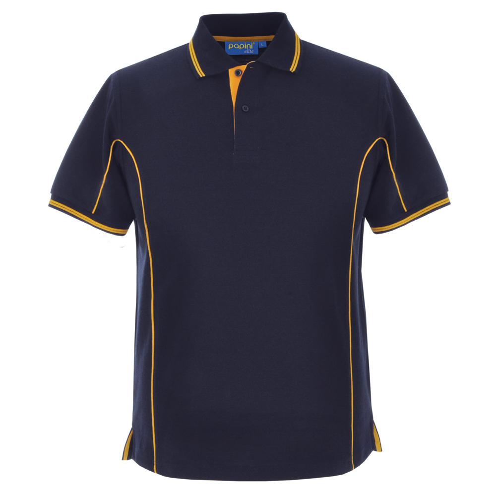Elite Embroidered Polo Shirts - Latina
