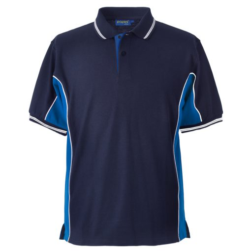 Elite Embroidered Polo Shirts - Luca