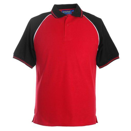 Elite Embroidered Polo Shirts - Milano