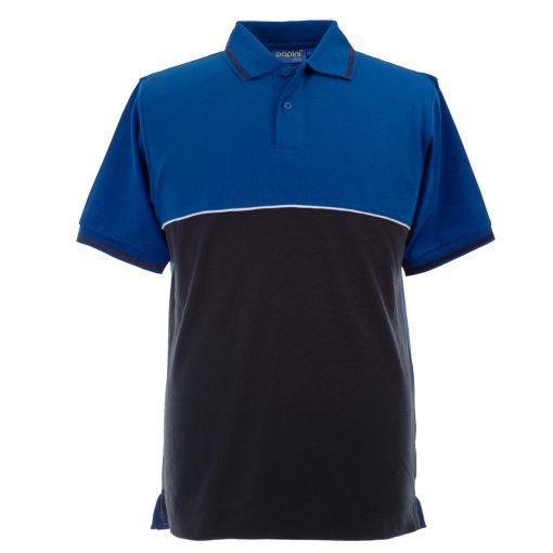 Elite Embroidered Polo Shirts - Napoli