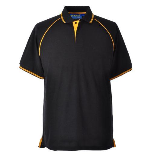 Elite Embroidered Polo Shirts - Novara