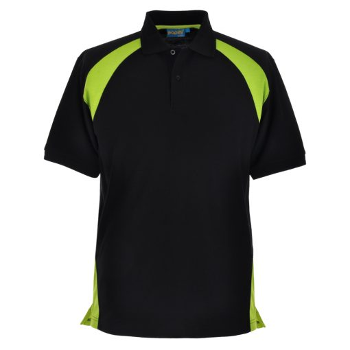 Elite Embroidered Polo Shirts - Parma