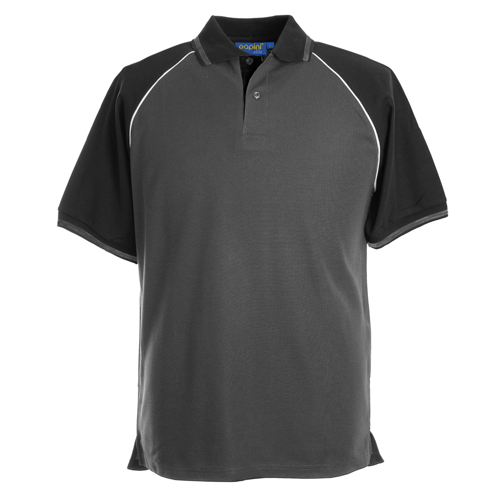 Elite Embroidered Polo Shirts - Pisa