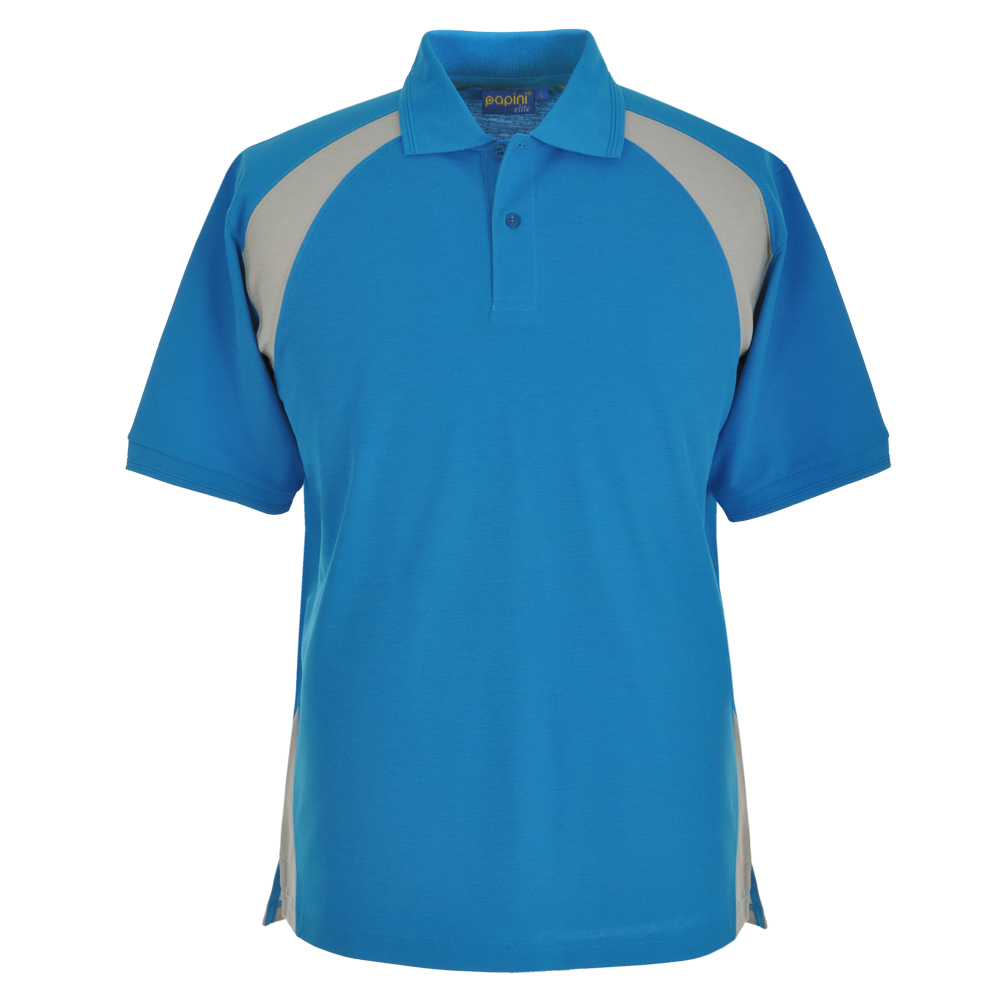 Elite Embroidered Polo Shirts - Pompei