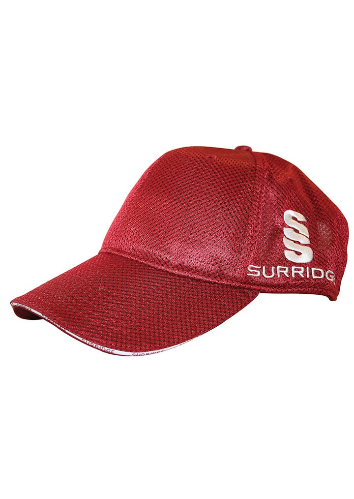 Red Embroidered Personalised Caps From Jageto Embroidery and Print