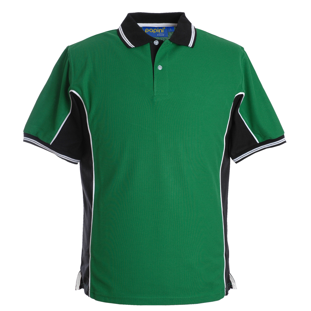 Elite Embroidered Polo Shirts - Rimini