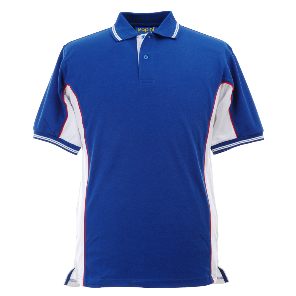 Elite Embroidered Polo Shirts - Roma