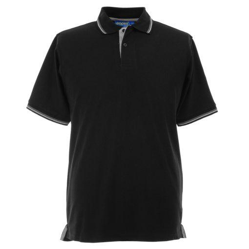 Elite Embroidered Polo Shirts - San Remo