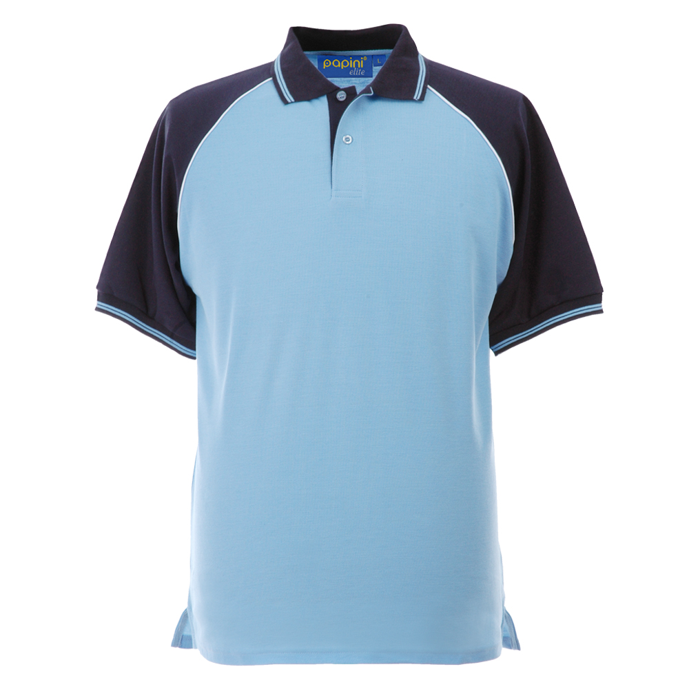 Elite Embroidered Polo Shirts - Sorrento