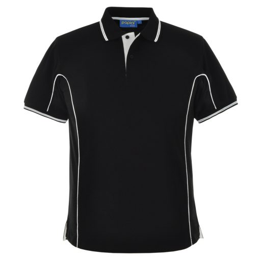 Elite Embroidered Polo Shirts - Tivoli
