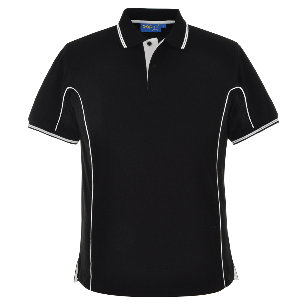 Elite Embroidered Polo Shirts - Tivoli