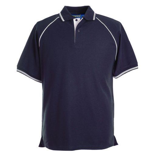 Elite Embroidered Polo Shirts - Torino