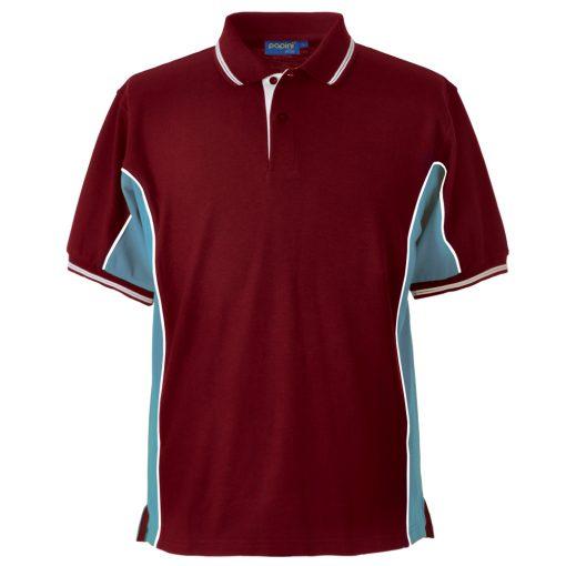 Elite Embroidered Polo Shirts - Toscana