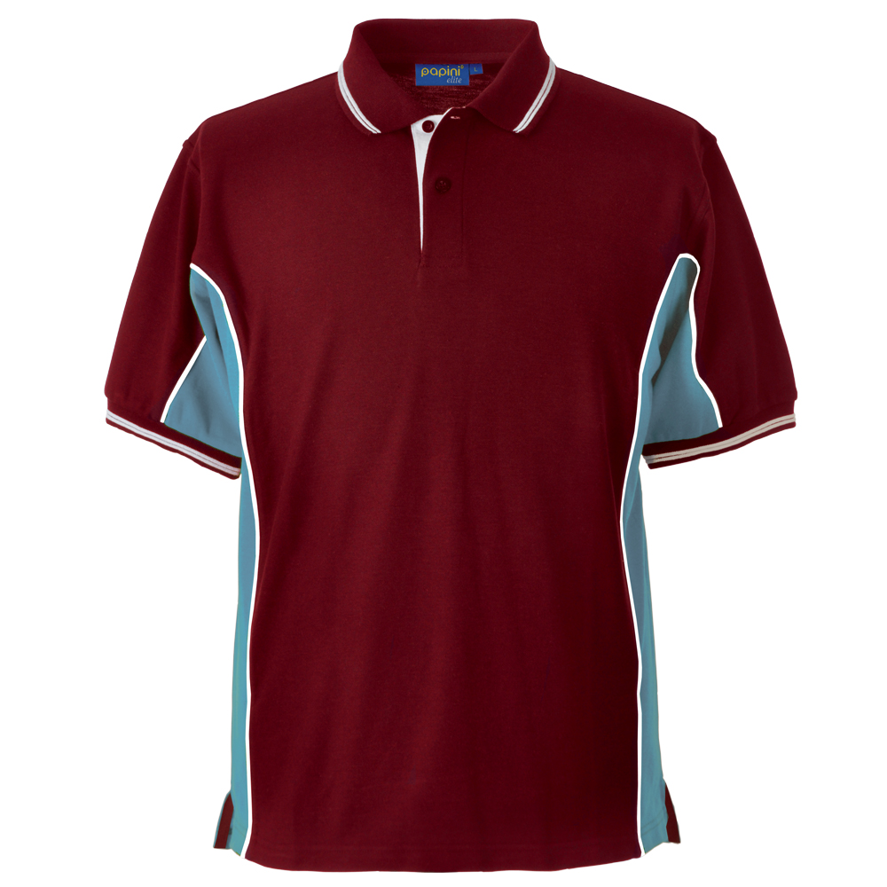 Elite Embroidered Polo Shirts - Toscana