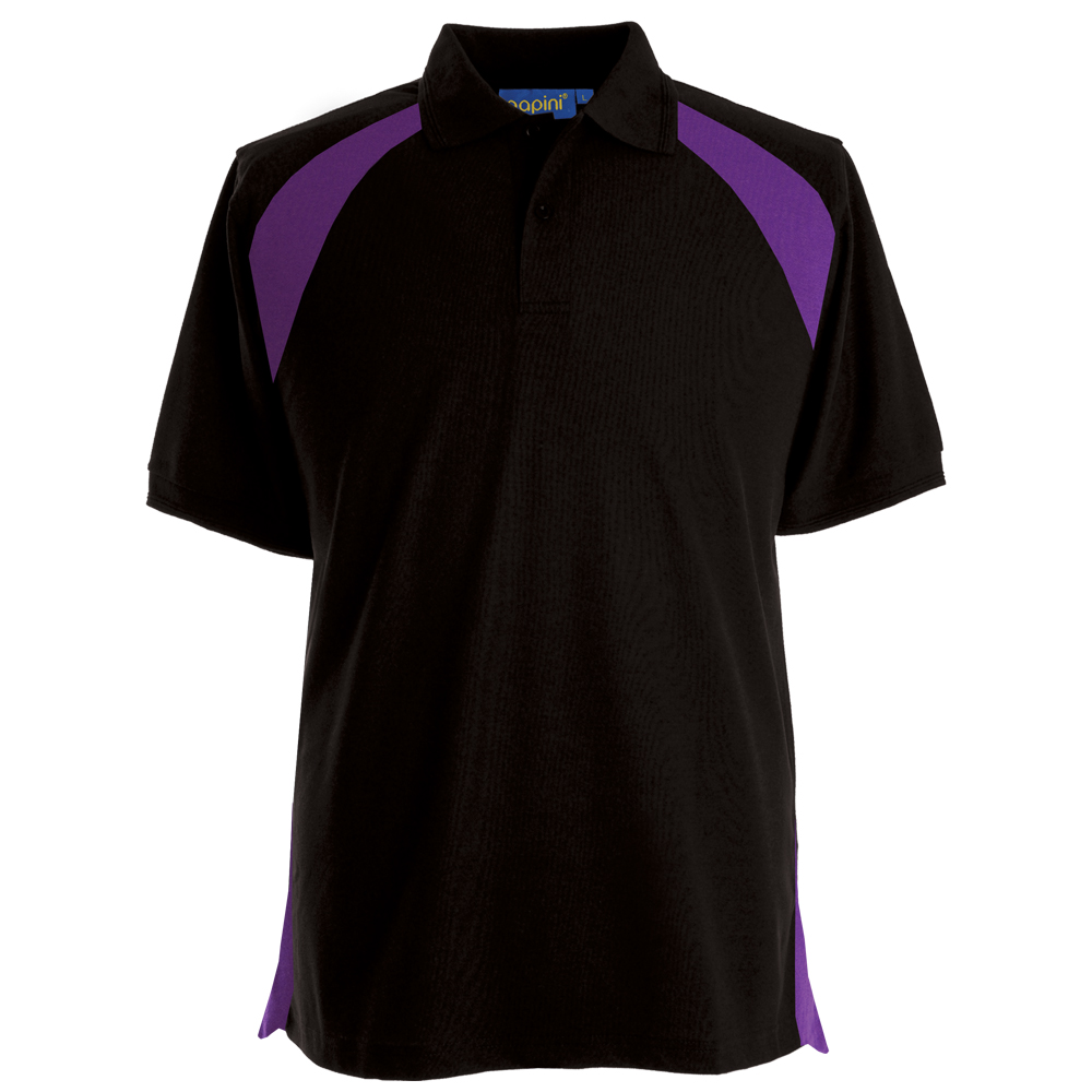Elite Embroidered Polo Shirts - Trieste
