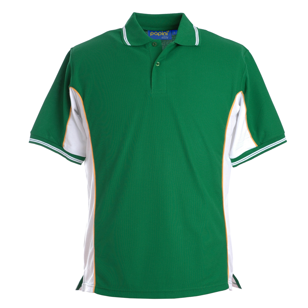 Elite Embroidered Polo Shirts - Venezia